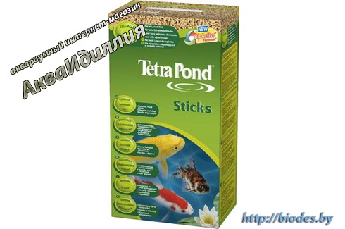 Tetra Pond Sticks 4 л